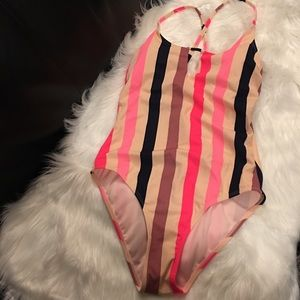 NWT Adorable Striped One Piece ❤️